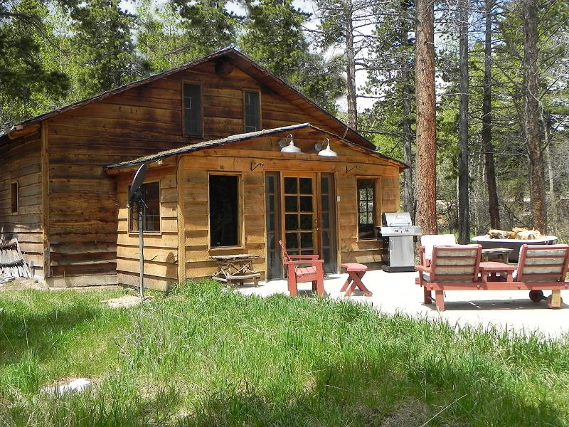 Fawn Creek Cottage - Image 1 - Allenspark - rentals
