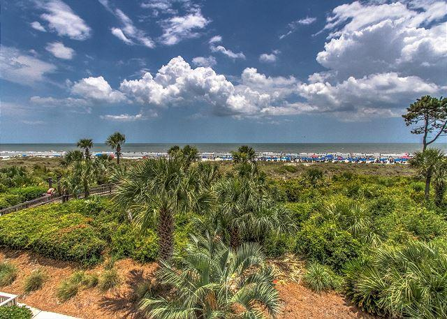 View - 217 Breakers-2nd Floor Oceanfront - Hilton Head - rentals