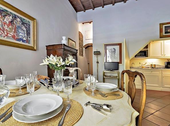 Bardi Suite - Image 1 - Florence - rentals
