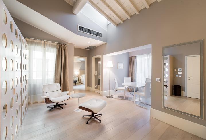 Black Prince Suite - Image 1 - Florence - rentals
