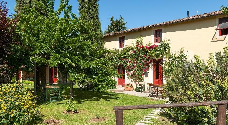 Casa Lucrezio - Image 1 - San Pietro a Marcigliano - rentals