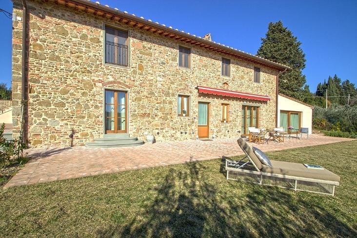 Casale La Rosa Di Certaldo - Image 1 - Tuscany - rentals