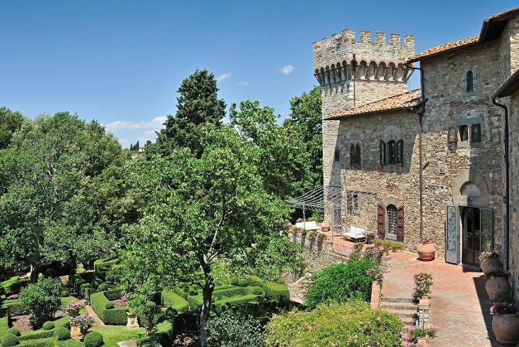 Castello di Panzano 10 - Image 1 - Tuscany - rentals