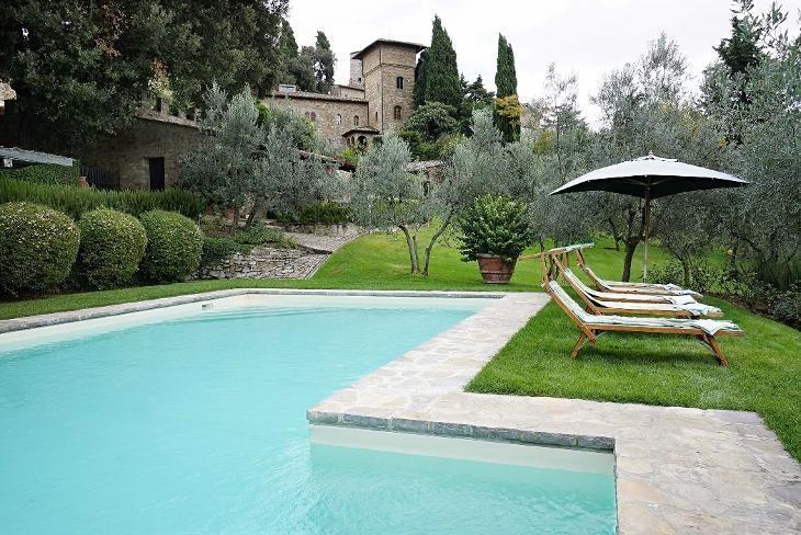 Castello di Panzano 6 - Image 1 - Tuscany - rentals