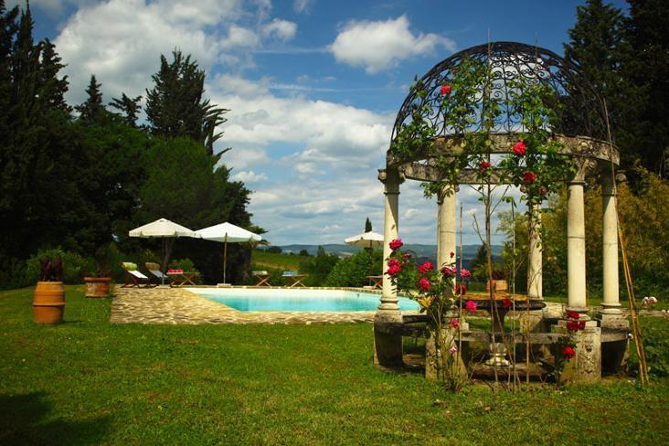 Castello Poggibonsi - Image 1 - Tuscany - rentals