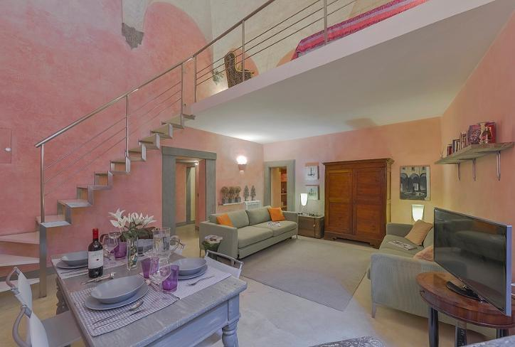 Pink House - Image 1 - Florence - rentals