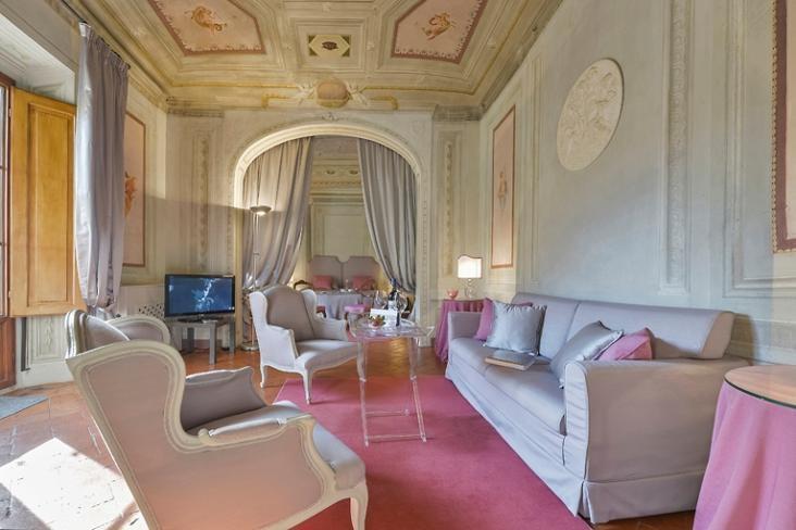 Maggio Frescoes - Image 1 - Florence - rentals