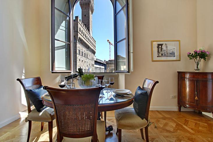 Palazzo Vecchio View - Image 1 - Florence - rentals
