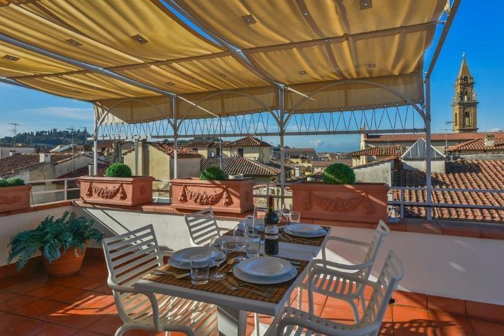 Pitti Terrace - Image 1 - Florence - rentals