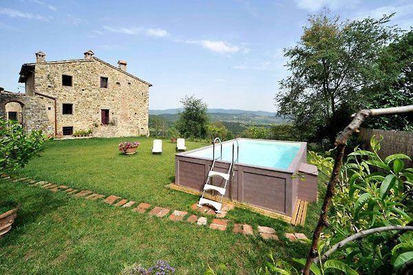 Poggio al Vento 9 - Image 1 - Tuscany - rentals