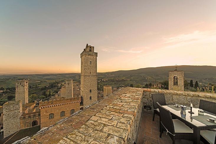 San Gimignano View - Image 1 - Italy - rentals
