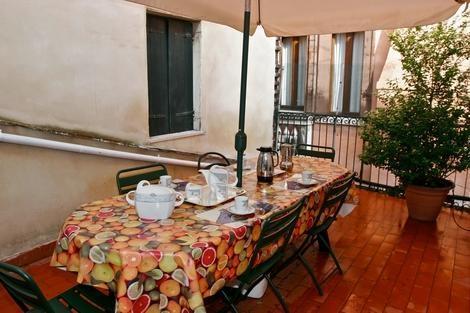 Specchieri Terrace - Image 1 - Italy - rentals