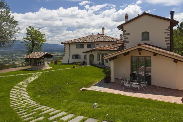 Villa Cielo - Image 1 - Italy - rentals