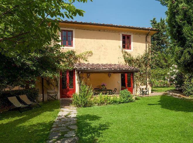 Villa Aristotele - Image 1 - San Pietro a Marcigliano - rentals
