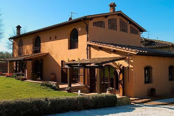 Villa Il Borgo - Image 1 - Empoli - rentals