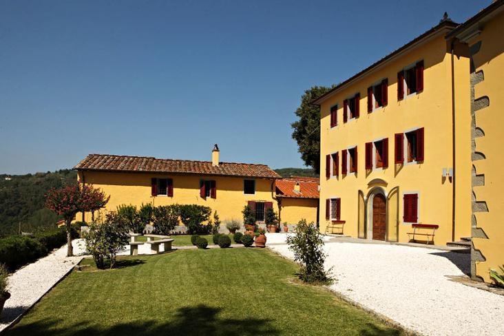 Villa Montecatini - Image 1 - Massa e Cozzile - rentals