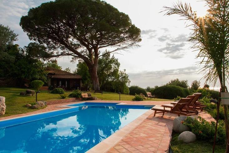 Villa Il Crepuscolo - Image 1 - Acquedolci - rentals