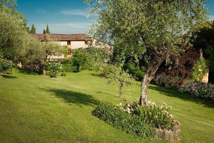 Villa Socrate - Image 1 - San Pietro a Marcigliano - rentals