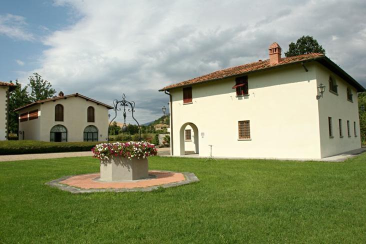 Villa Accioly 11 + Villa Pozzo Antico - Image 1 - Figline Valdarno - rentals