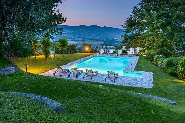 Villa al Confine - Image 1 - Spedalicchio - rentals