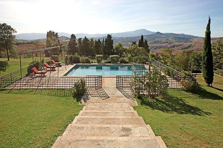 Villa Bagni 9 - Image 1 - San Casciano dei Bagni - rentals