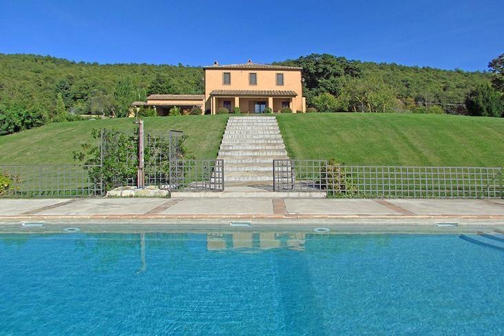 Villa Bagni 15 - Image 1 - San Casciano dei Bagni - rentals