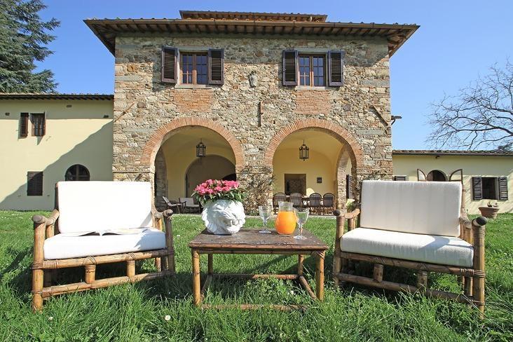Villa Bosco ai Frati - Image 1 - Gagliano - rentals