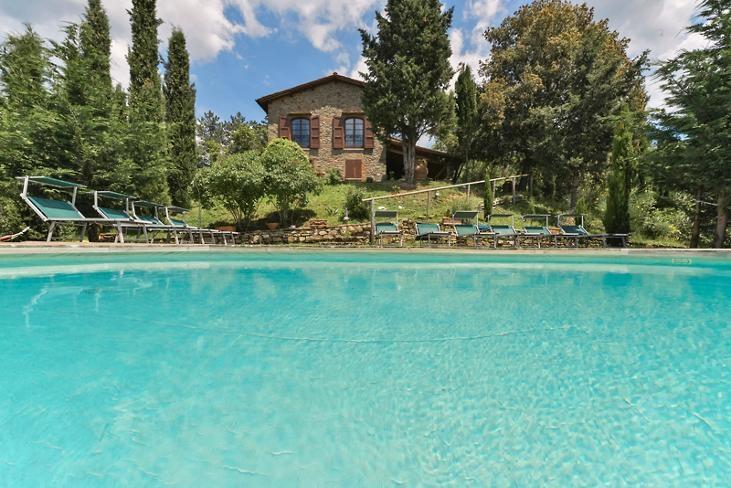 Villa Carla - Image 1 - Tuscany - rentals
