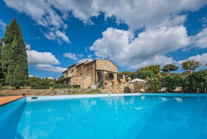 Villa Castellina - Image 1 - Tuscany - rentals