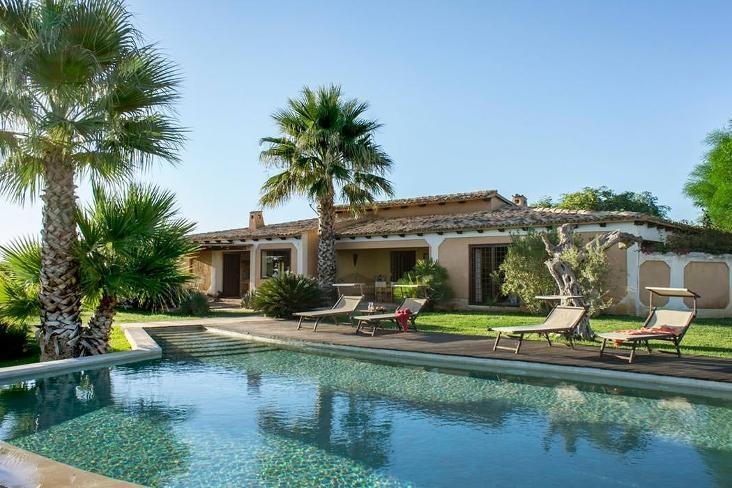 Villa Coloniale - Image 1 - Castelvetrano - rentals