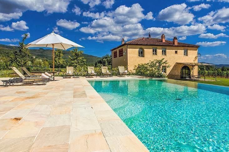 Villa del Vigneto - Image 1 - Castiglion Fibocchi - rentals
