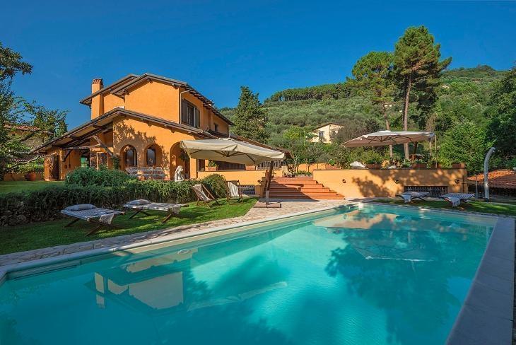 Villa Delle Capanne - Image 1 - Piano di Mommio - rentals