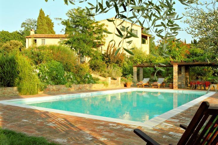 Villa Fagnana - Image 1 - Palaia - rentals