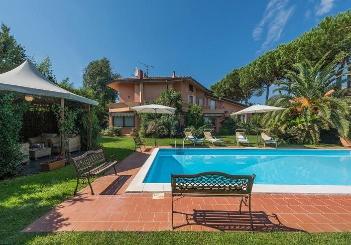 Villa Dolcevita - Image 1 - Lido Di Camaiore - rentals