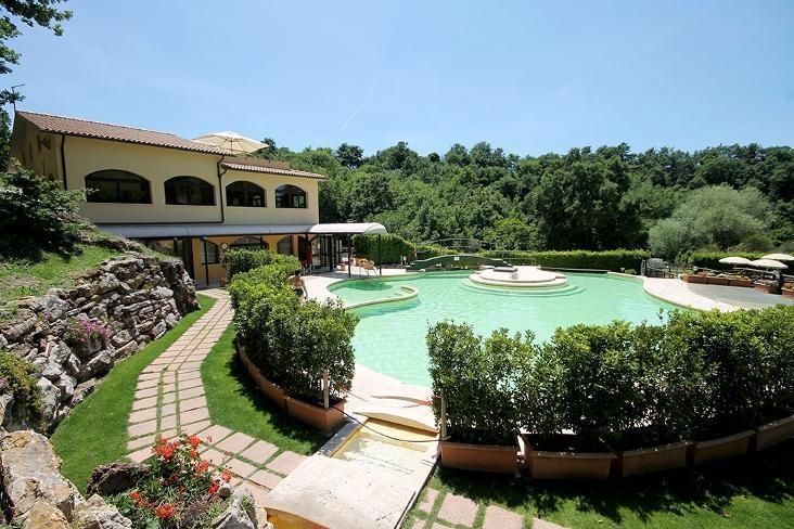 Villa Fiordaliso - Image 1 - Sorano - rentals