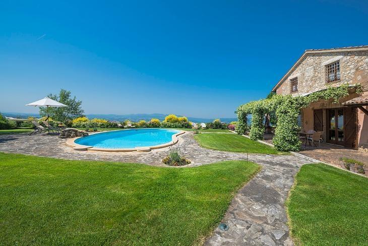 Villa I Grifoni - Image 1 - Grutti - rentals