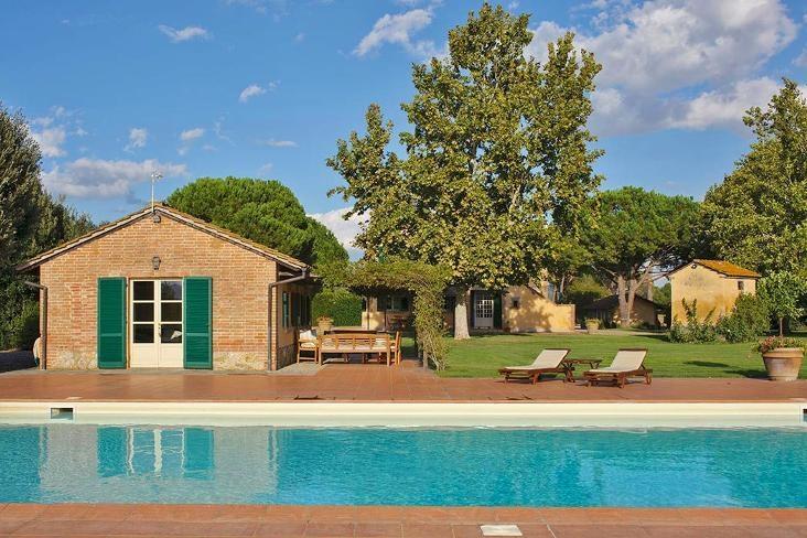 Villa Il Noce - Image 1 - Braccagni - rentals