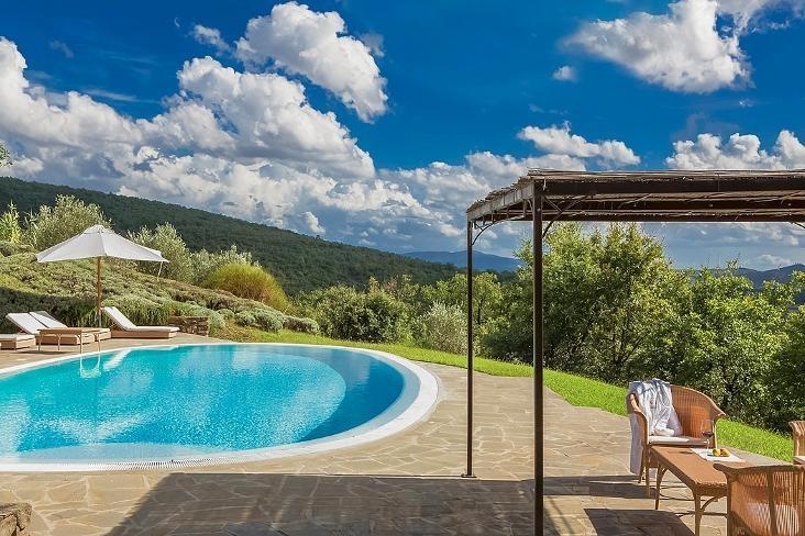 Villa La Crocina - Image 1 - Gello Biscardo - rentals