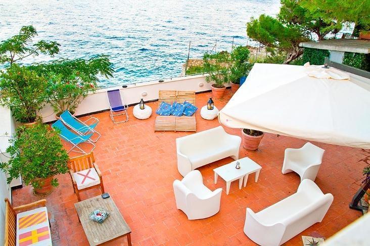 Villa La Vela - Image 1 - Mondello - rentals