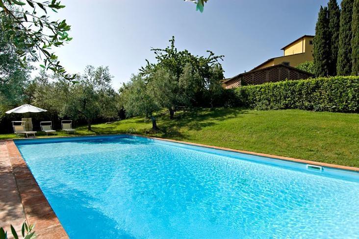 Villa Machiavelli - Image 1 - Impruneta - rentals