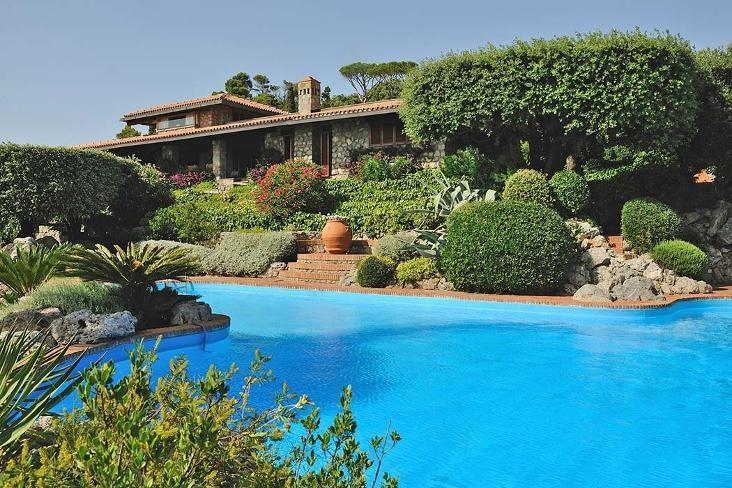 Villa Mimosa - Image 1 - Ansedonia - rentals