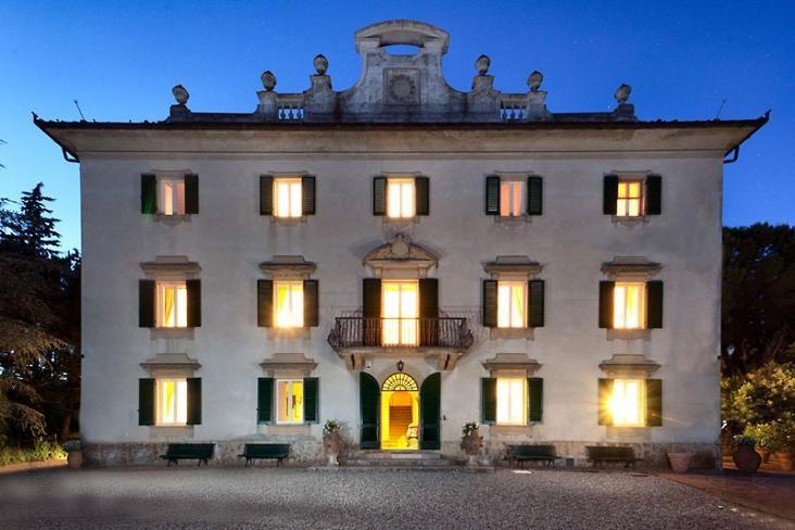 Villa Monteriggioni - Image 1 - Tuscany - rentals