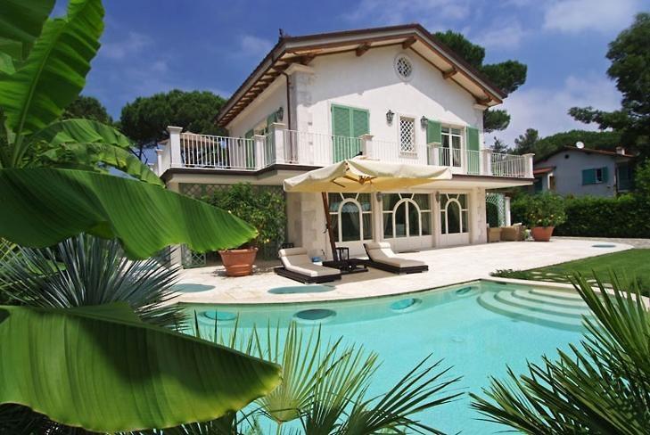 Villa Nascosta - Image 1 - Forte Dei Marmi - rentals