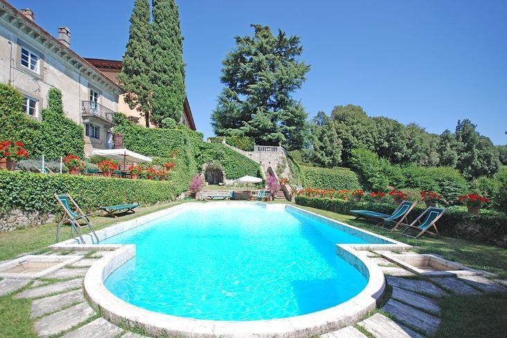 Villa Olivum - Image 1 - Marlia - rentals