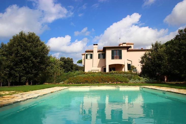 Villa Olympia - Image 1 - San Vincenzo - rentals