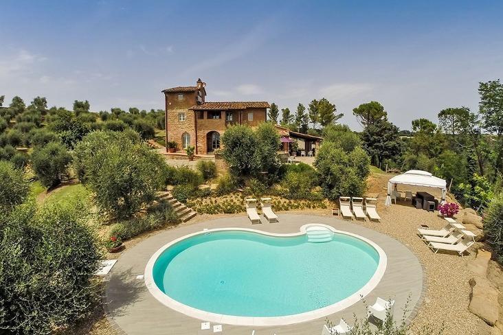 Villa Palaia - Image 1 - Palaia - rentals
