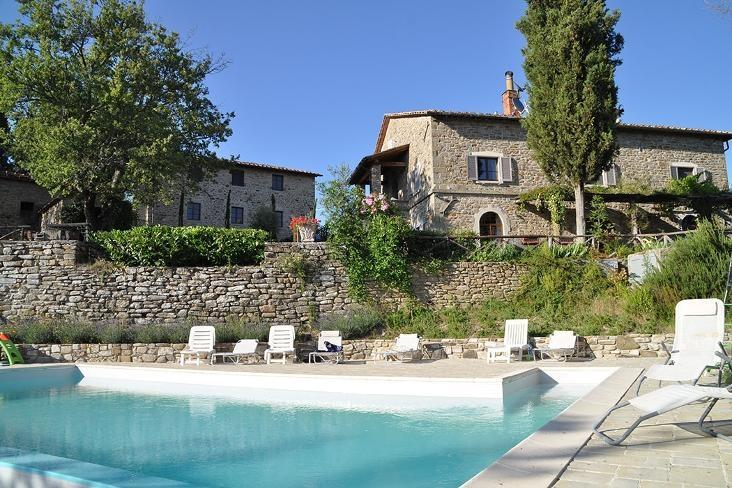 Villa Sansepolcro - Image 1 - Sansepolcro - rentals