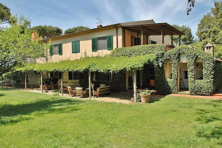Villa San Vincenzo 10 - Image 1 - Castagneto Carducci - rentals