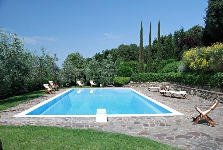 Villa Santa Elena - Image 1 - Tuscany - rentals