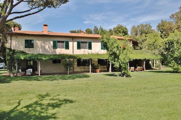 Villa San Vincenzo 19 - Image 1 - Castagneto Carducci - rentals